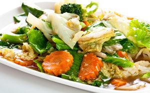 Vegetarian Catering Menu C